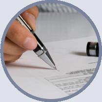 укладання договору кредитування