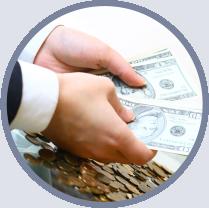 отримання грошей